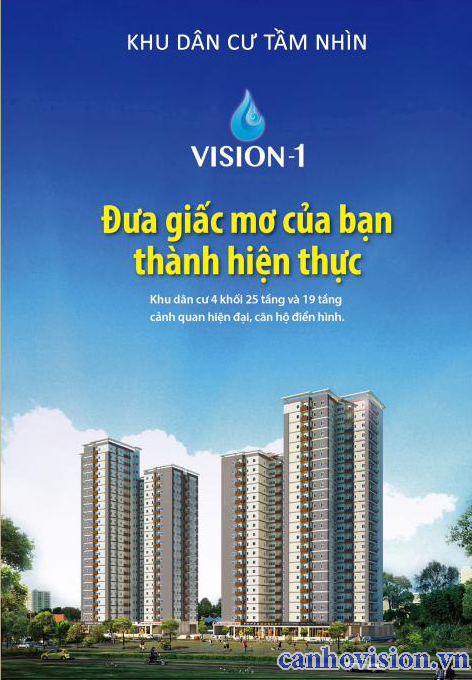 Căn hộ Vision 1