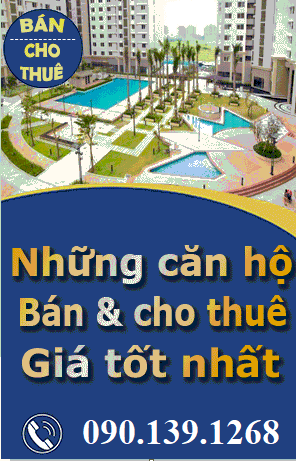 Cho thuê Căn hộ Vision 1